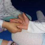 massage enfant école
