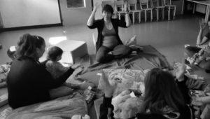 mission pédadogique massage bebe